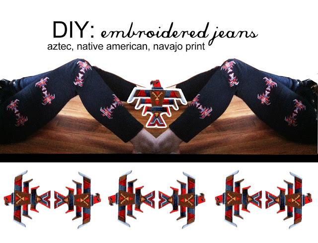 diygraphic navajo