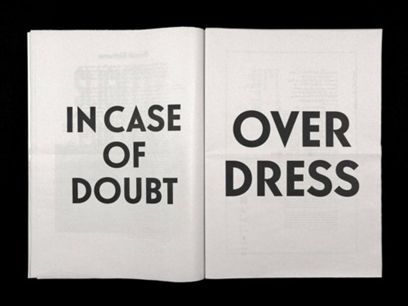 overdress