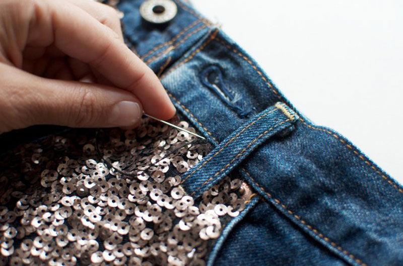 APairAndASpare-diy-sequin-shorts-3